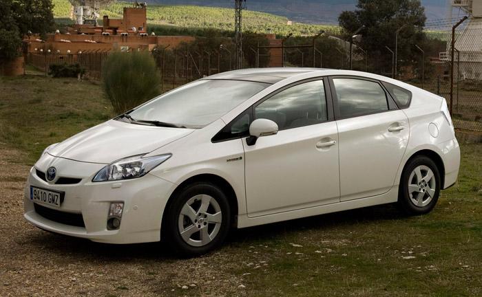 Prueba de consumo (32): Toyota Prius III (híbrido)