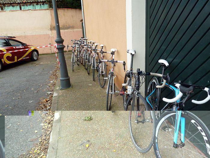 Bicicletas preparadas