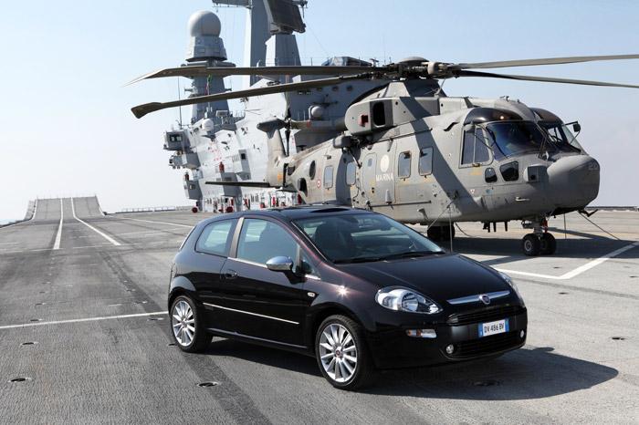 Prueba de consumo (34): Fiat Punto Evo Sport 1.6-MultiJet 120 CV