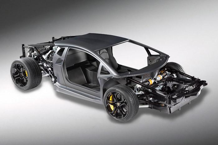 Lamborghini sucesor del Murcielago