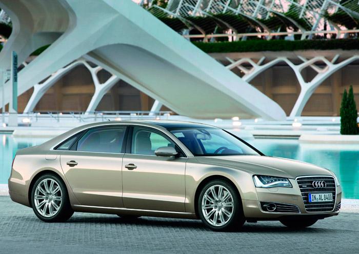 Audi 8L Security