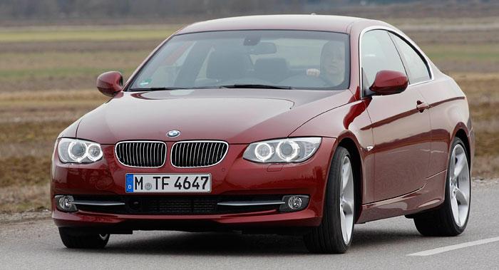 Prueba de consumo (42): BMW 320d Coupé 2.0d-184 CV Automático