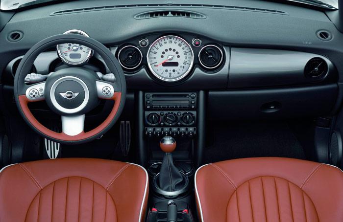 Mini Cooper-D Cabrio
