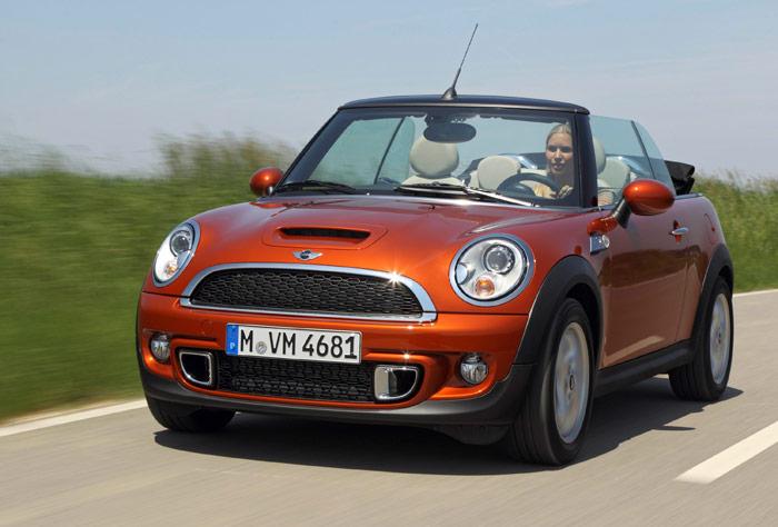 Prueba de consumo (46): Mini Cooper-D Cabrio 1.6d DOHC 16v