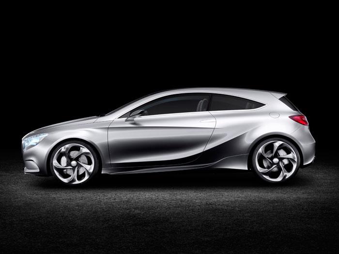 Mercedes-Benz Concept Clase A