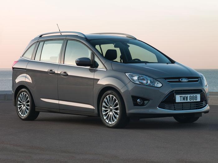 Prueba de consumo (52): Ford Grand C-Max 1.6-TDCi SOHC 8v
