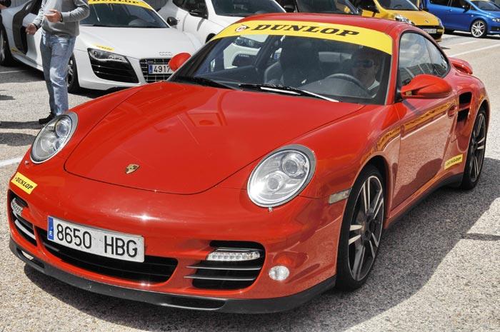 El Coche Deportivo del Año. Porsche 911 Turbo.