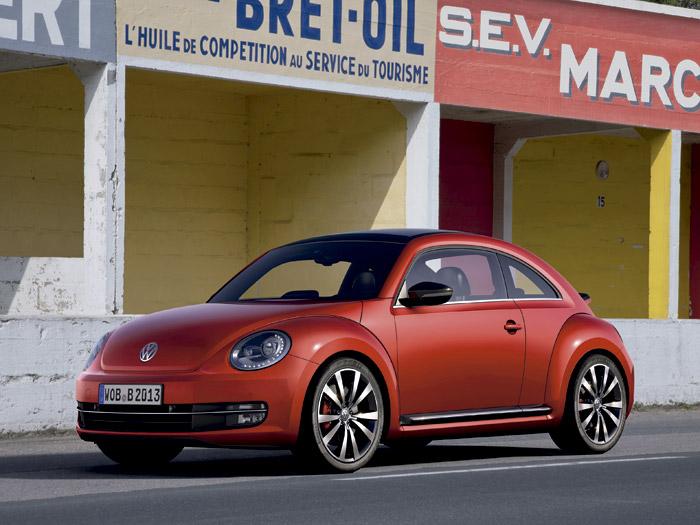 El nuevo The Beetle