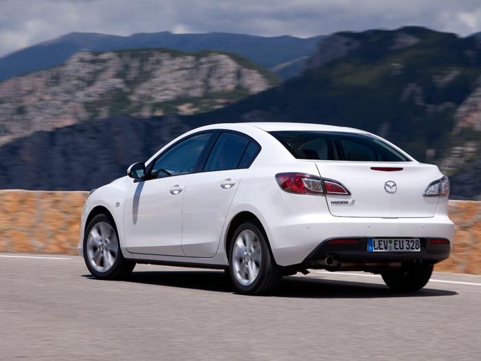Mazda3 Sedán 1.6-CRTD SOHC 115 CV. Prueba. Consumo