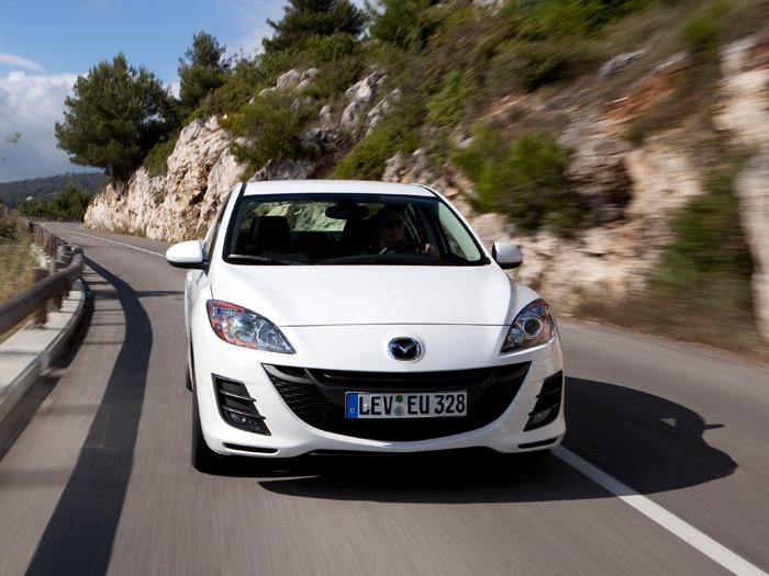 Mazda3 Sedán 1.6-CRTD SOHC 115 CV. Prueba de consumo.