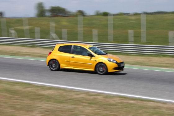 El Coche Deportivo del Año. Renault Clio.