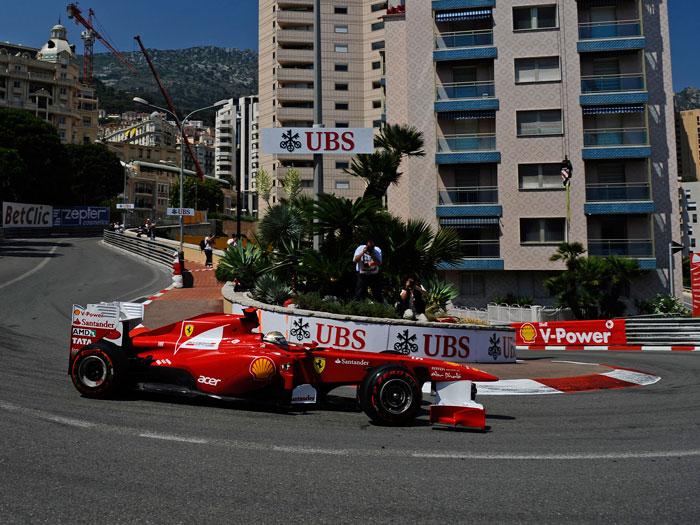 Ferrari. Fernando Alonso