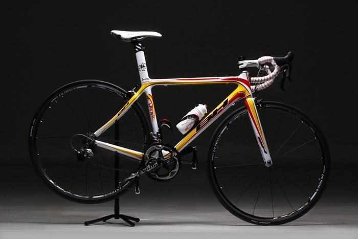 Bicicleta BH Firmada por Miguel Indurain