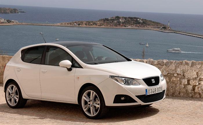Seat Ibiza 1.2-TSI DSG