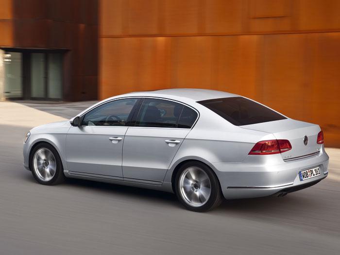 Volkswagen Passat 2.0-Tdi 140 CV BMT