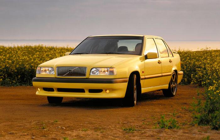 20 años del Volvo 850 GLT