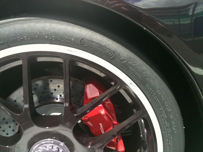 Porsche 911 GTS. Neumaticos Michelin Pilot Sport Cup+