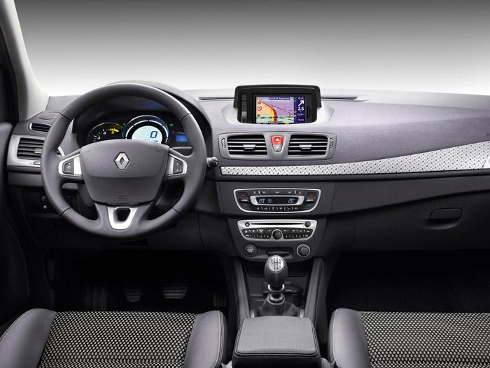 Renault Mégane eco2 1.5-dCi 110 CV EDC. Interior. Salpicadero.