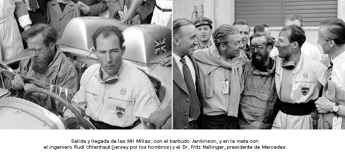 Stirling Moss se retira