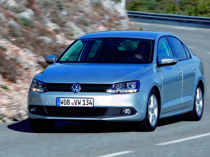 Prueba de consumo (63): Volkswagen Jetta 1.6-Tdi 105 CV BMT