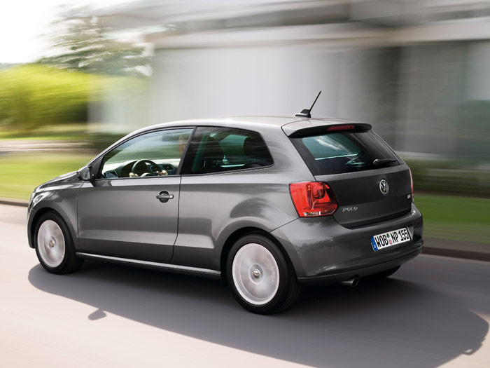 Prueba de consumo (66): Volkswagen Polo 1.2-TSI 105 CV. Trasera.