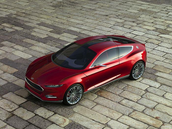 Ford EVOS Concept. Un nuevo paso en Kinetic Design.