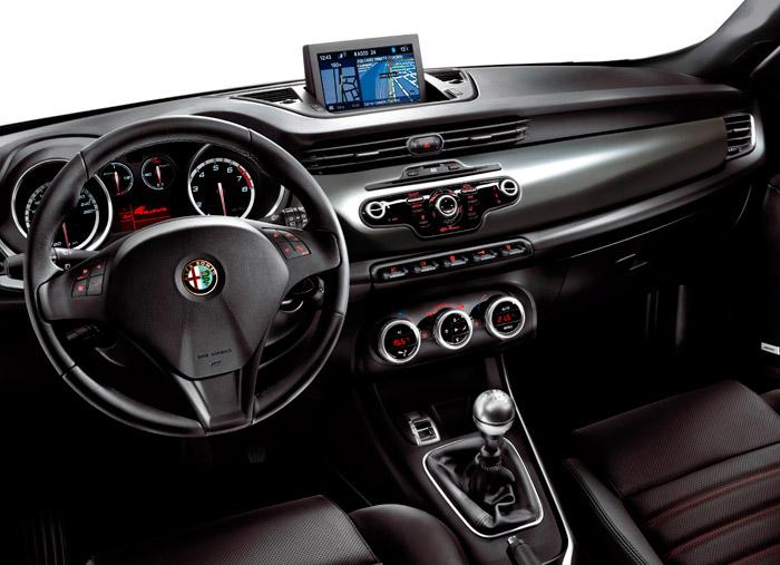 Alfa-Romeo Giulietta 1.4-TB MultiAir. Prueba. Interior. Navegador