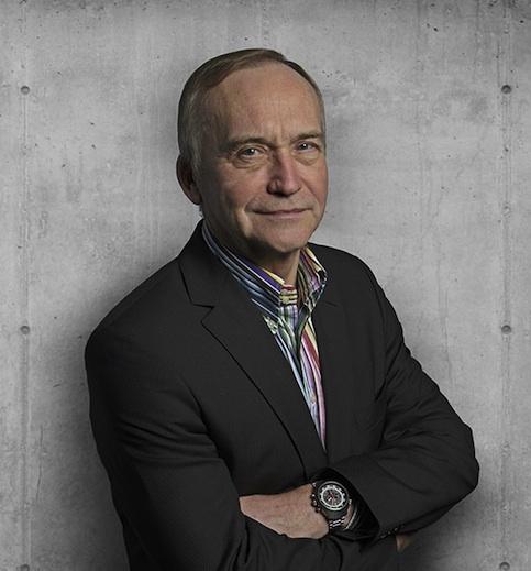 Martin Smith Director de Diseño de Ford Europa, Asia Pacífico y África