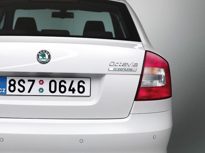 Prueba de consumo (67): Skoda Octavia 1.6-TDI GreenLine. Detalle.