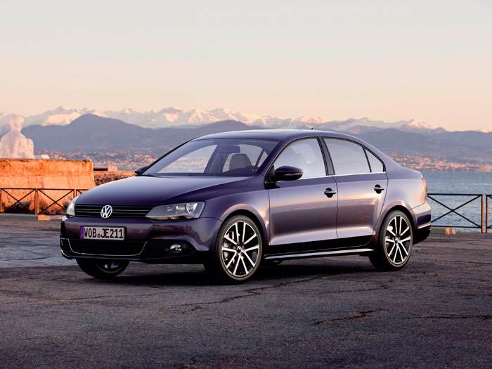 Prueba interesante (1): Volkswagen Jetta Sport 2.0 Tdi. Exterior - Delantera