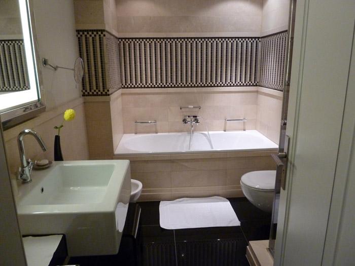 Hotel de Rome. Berlín. Cuarto de baño