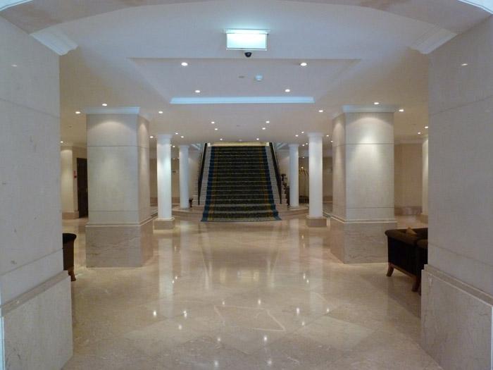 Hotel Penha Longa. Portugal. Zonas comunes. Vestíbulo