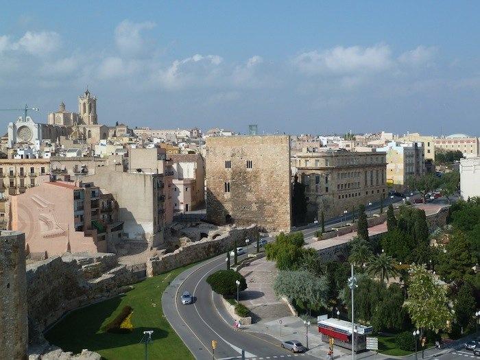 Hotel Imperial Tarraco. Ciudad de Tarragona.