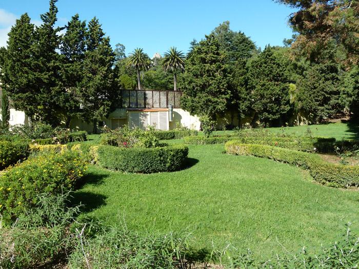 Hotel Penha Longa. Portugal. Jardin
