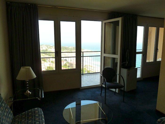 Hotel Imperial Tarraco. Tarragona. Ventanal