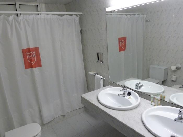 Hotel Imperial Tarraco. Tarragona. Cuarto de baño