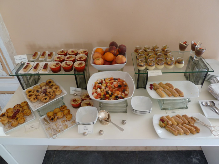 Dulces portugueses