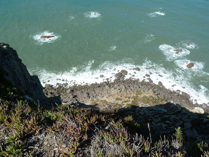 Cabo da Roca. Acantilado