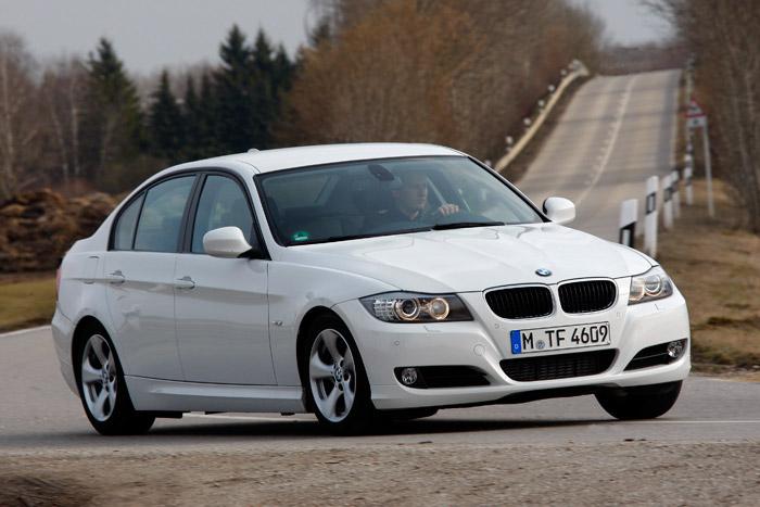 BMW 320d Efficient Dynamics 2.0d 163 CV. Prueba. Consumo