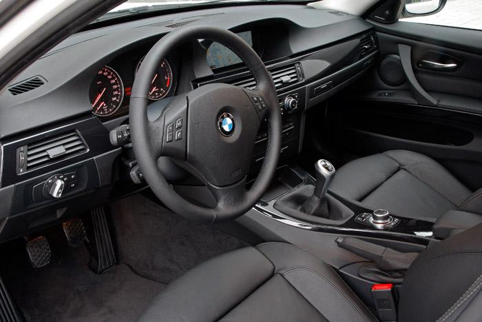 BMW 320d Efficient Dynamics 2.0d 163 CV. Prueba. Consumo. Interior