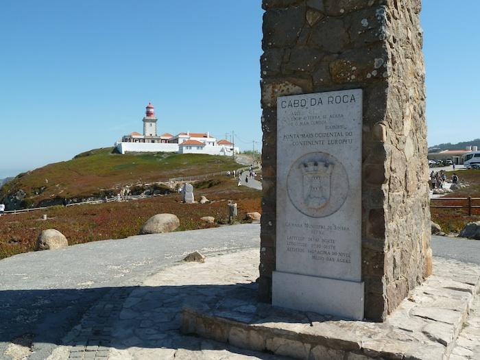 Cabo da Roca. Portugal.