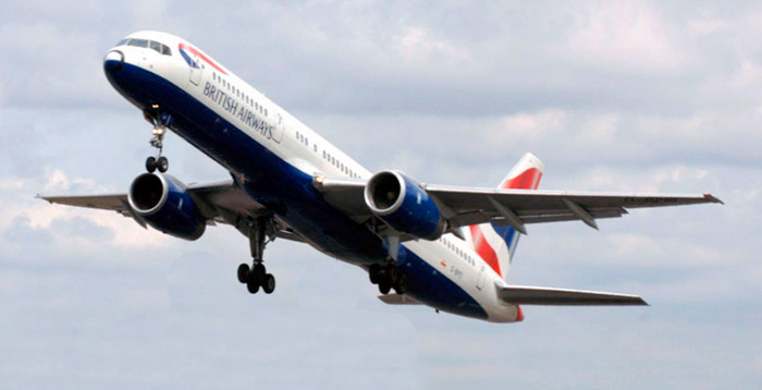 Enigma en el aeropuerto. Avión