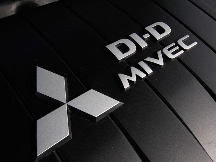 Mitsubishi Lancer 200 DI-D 1.8 Sedán. Motor. Diesel