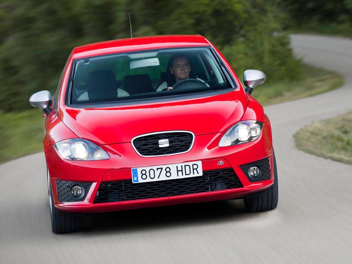 Prueba interesante. Seat León FR 2.0-TSI DSG