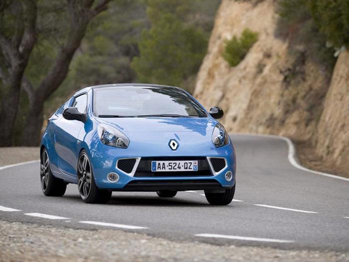 Renault Wind 1.6 16v. Prueba.