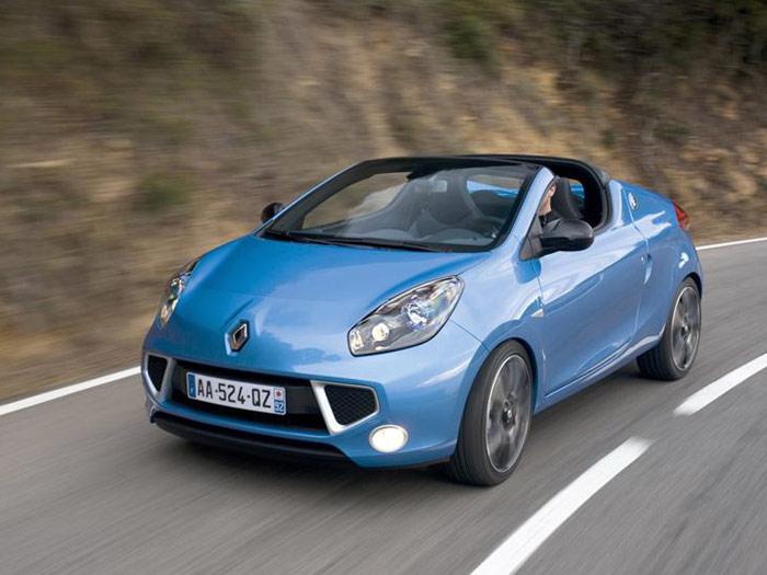 Renault Wind 1.6 16v.