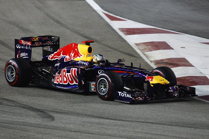 Comentarios vacuos. Fórmula 1. Red Bull