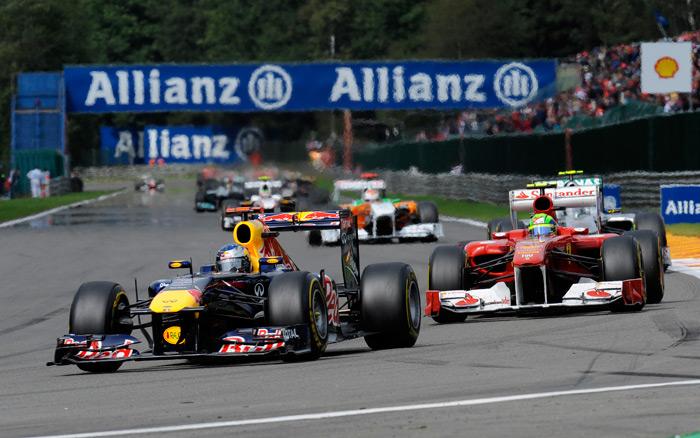 Comentarios vacuos. Fórmula 1