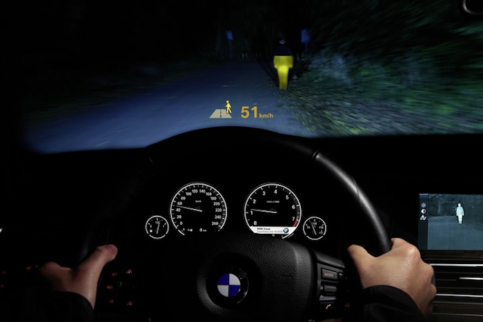 Night vision Realidad aumentada
