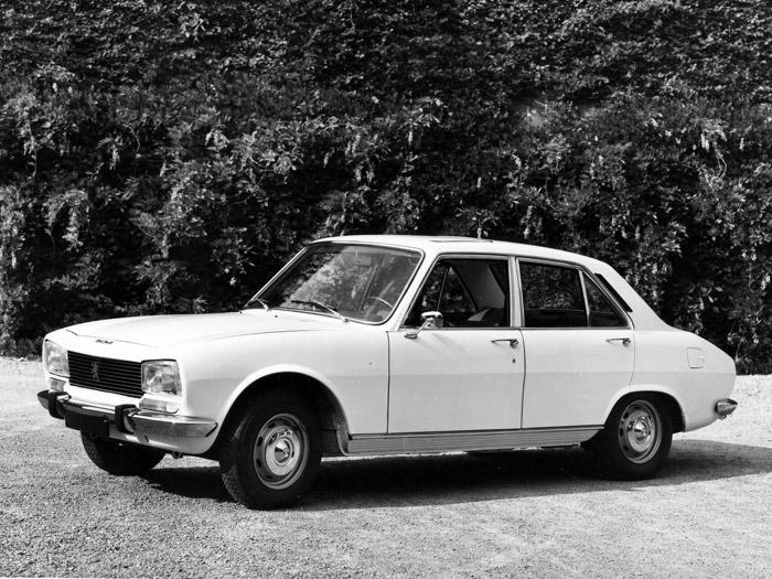 Recordando a los ancestros. Peugeot 504